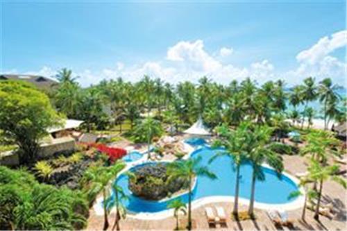 Diani Reef Beach Resort en Spa