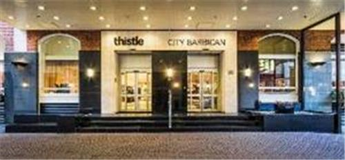 Thistle City Barbican