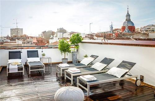 Eric Vokel Madrid Suites