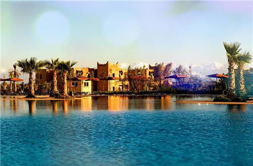 Blue Sea Marrakech Ryads Parc and Spa