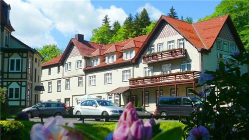 Arrangement Waldhotel Friedrichroda | Thúringer Wald