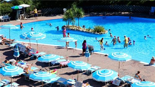 Arrangement Vodatent Camping Centro Vacanze San Marino | Emilia-Romagna