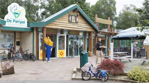 Arrangement  Camping de Pampel | Veluwe