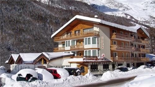 Arrangement Hotel Eden | Wallis