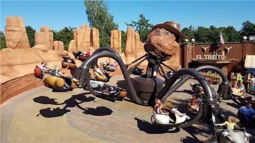 Arrangement Attractie- en Vakantiepark Slagharen | Overijssel