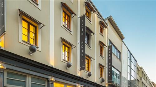 Arrangement TripInn Hotel Eden  | Antwerpen