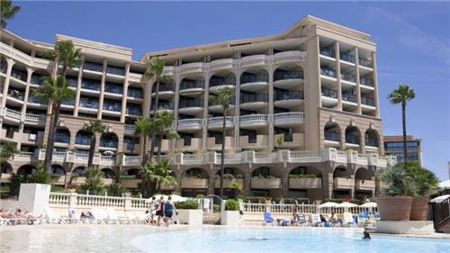 Arrangement Pierre et Vacances Appartementen Cannes Verrerie | Cote d'Azur