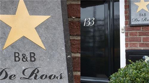 Arrangement City Boutique B&B De Roos | Friesland