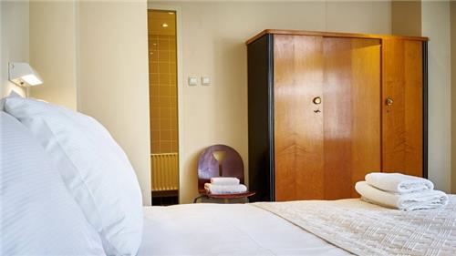 Arrangement Hotel Pension Homeland | Amsterdam