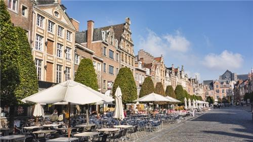 Arrangement Park Inn by Radisson Leuven | Vlaams-Brabant