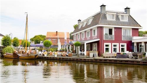 Arrangement 't Schippershuis Terherne | Friesland
