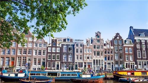 Arrangement 8 dagen Fiets en boottour Amsterdam - Maastricht | Primaire steden NL