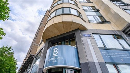 Arrangement B-Aparthotel Ambiorix | Brussel