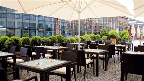 Arrangement Lindner Hotel & Residence Main Plaza | Frankfurt