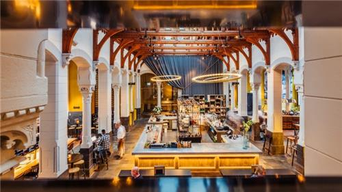 Arrangement Post-Plaza Hotel & Grand Café   Leeuwarden