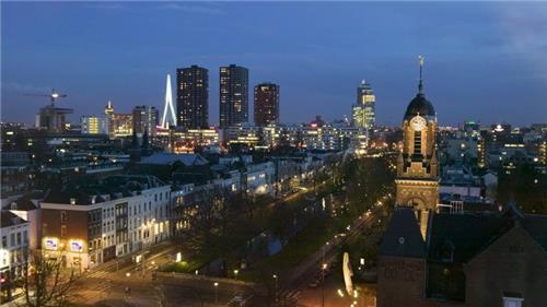 Arrangement Bilderberg Parkhotel  | Rotterdam