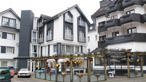 Arrangement Hotel Royal Santana   Eifel