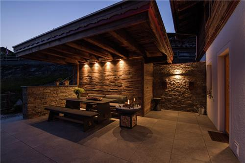 Rossberg Hohe Tauern Chalets -8