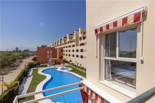Nice apartment in Vera Playa Paraiso