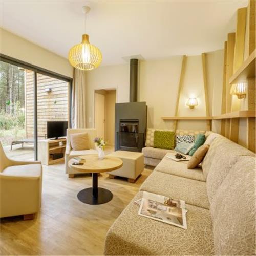 Le Bois aux Daims Premium cottage