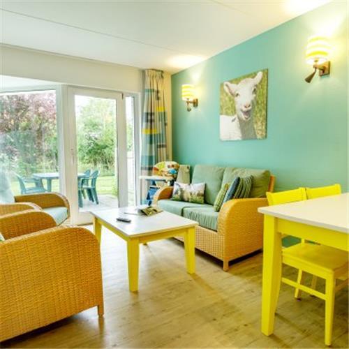 Park Nordseeküste Comfort cottage (vernieuwd)