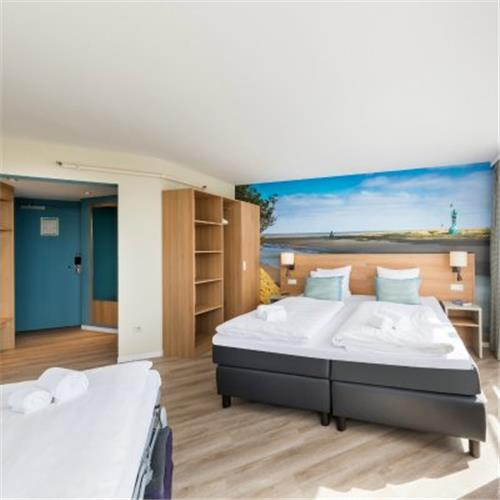 Park Nordseeküste Hotelkamer (vernieuwd)