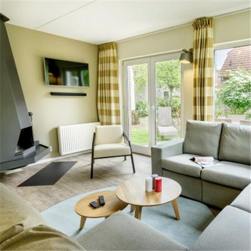 Park Nordseeküste VIP cottage