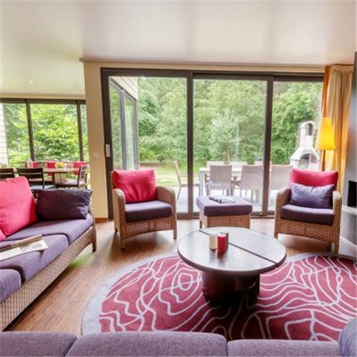 De Kempervennen Eden VIP cottage