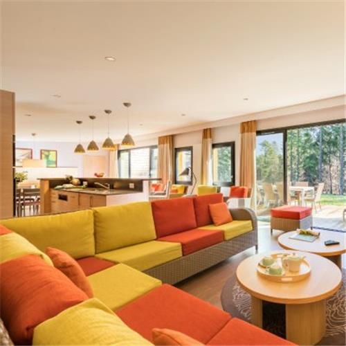 Les Trois Forêts VIP cottage
