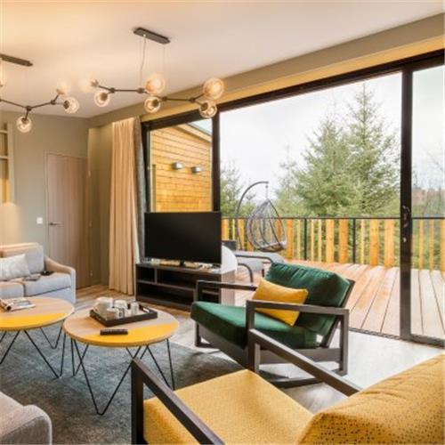 Les Trois Forêts Exclusive cottage