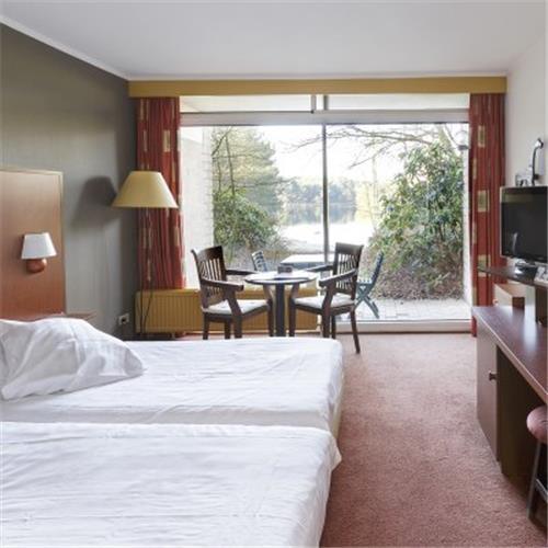 De Vossemeren Hotelkamer