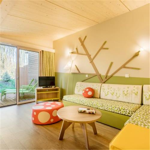 Villages Nature® Paris Clan Comfort cottage