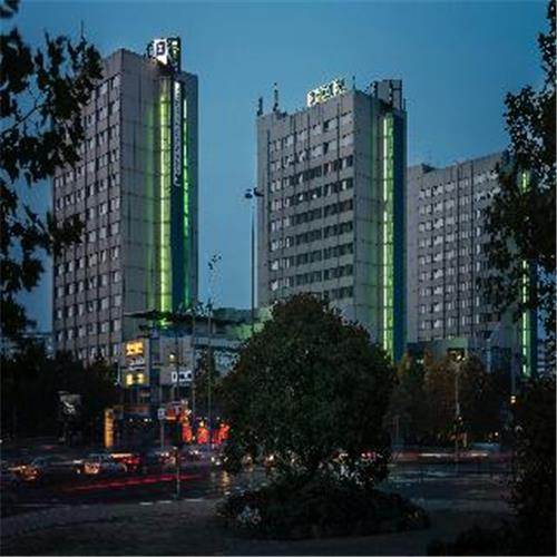 Hotel Grand City Berlin East