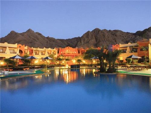 Hotel Tropitel Oasis