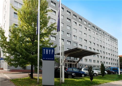 Hotel Tryp By Wyndham Berlin City East