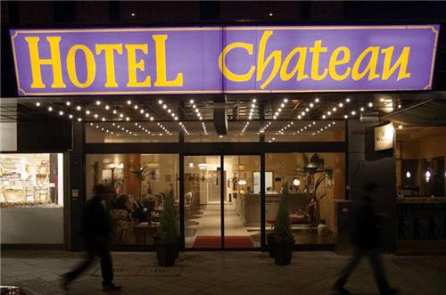 Hotel Mercure Chateau Berlin Am Kurfuerstendamm