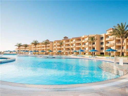 Hotel Pickalbatros Amwaj Blue Beach Resort En Spa