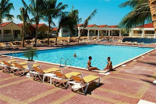 Resort Livingstone Jan Thiel