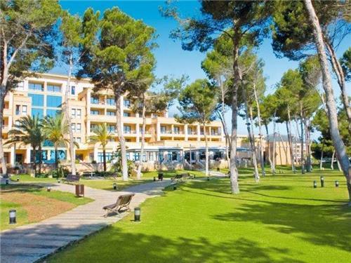 Hotel Hipotels Hipocampo Palace En Spa