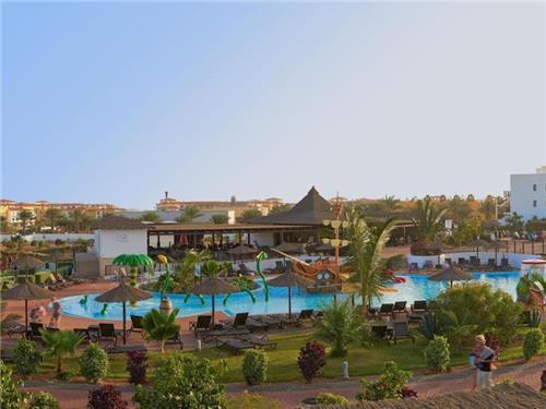 Resort Melia Sol Dunas