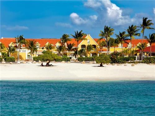 Apartotel Amsterdam Manor Beach Resort