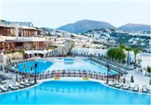 Asteria Bodrum Resort (voorheen WOW Bodrum Resort)