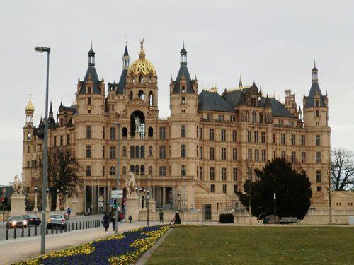 Oostzeekust - Hotel NH Schwerin