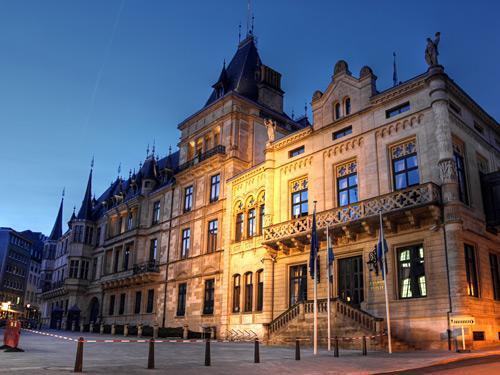Weekendarrangement Luxemburg-Stad - Novotel Luxembourg Kirchberg (hotel)