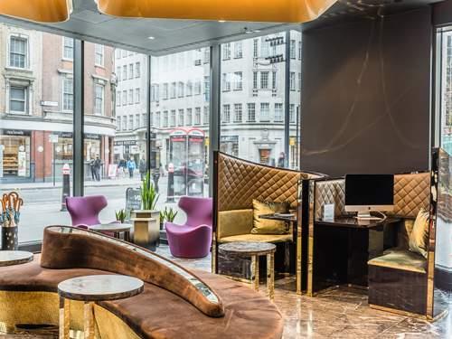 Londen - Hotel Dorsett City