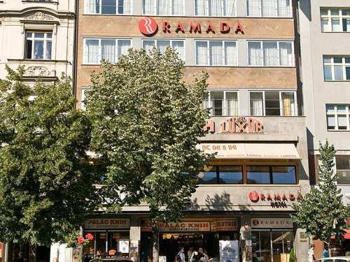 Praag - Hotel Ramada Prague City Centre