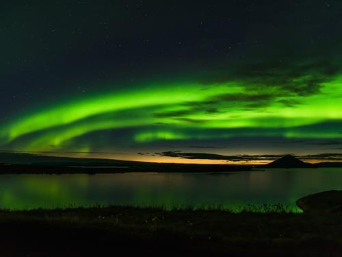 Excursiereis Magisch IJsland & het noorderlicht
