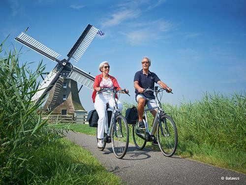 Fietsvakantie Elfstedentocht Friesland