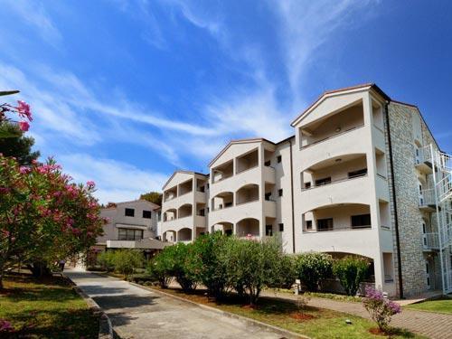 Istrië - Flores (hotel)