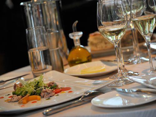 Michelinsterarrangement Wolfslaar Restaurant - Hotel Novotel Breda